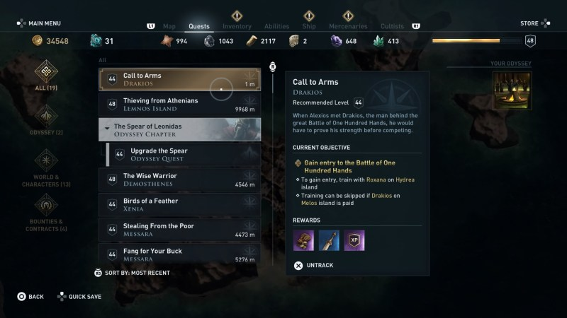 ac-odyssey-call-to-arms-guide
