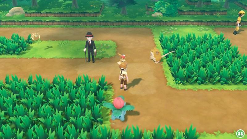 pokemon let's go route 11 pokemon available