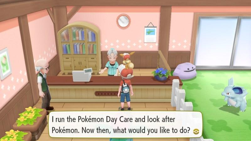 pokemon let's go route 5 daycare center guide