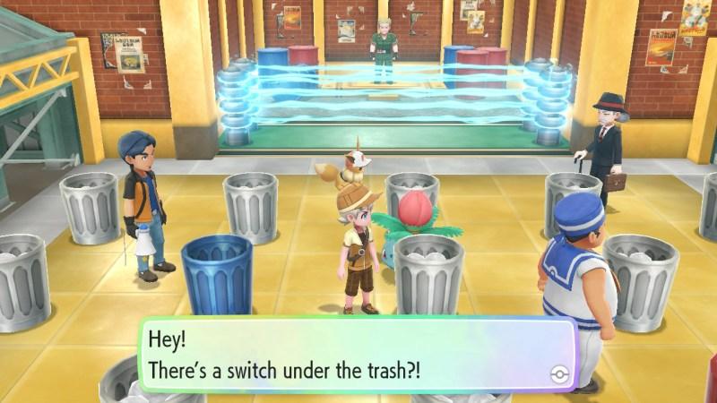 pokemon let's go thunder badge gym guide and walktrhough