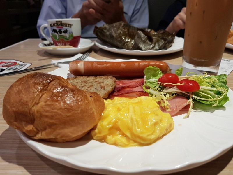 tsim sha tsui breakfast options
