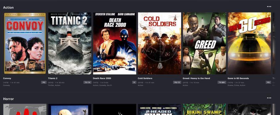 best websites for streaming tv shows 2019
