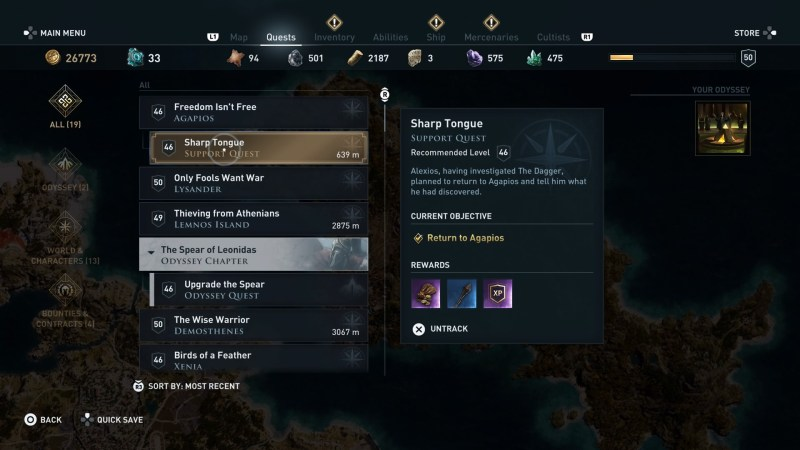 ac-odyssey-sharp-tongue-quest-guide
