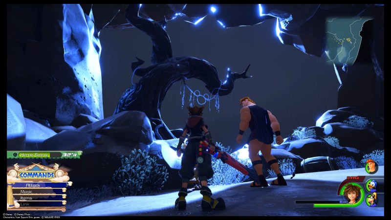 kh3-thebes-and-olympus-mountain-lucky-emblem-location