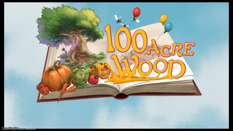 kingdom-hearts-3-how-to-unlock-100-acre-wood-world
