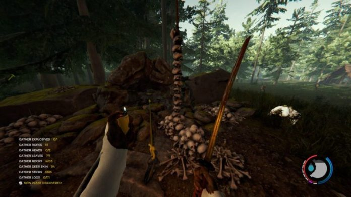 How To Find The Map And Compass On Multiplayer Mode The Forest