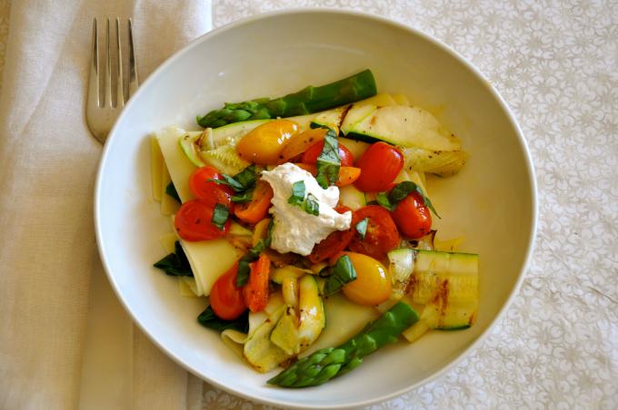 no bake vegan ricotta lasagna 680