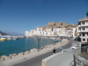Pigadia Waterfront on Karpathos Island
