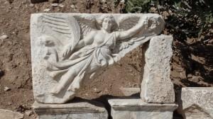 Frieze of Nike at Ephesus