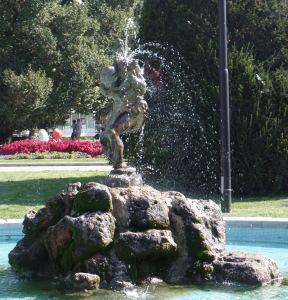 Strange Fountain