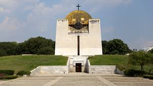 The Pantheon of Revivalists: A national ossuary of 453 activists of the Bulgarian National Revival.
