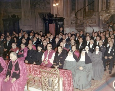 Solenne Cerimonia dInvestitura Cavalieri e Dame di S. Brigida