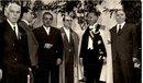 Cavalieri S. Brigida - foto anni 40