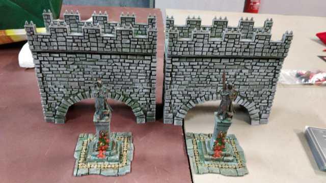 Muros impresos