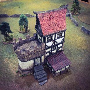 Torre fortaleza