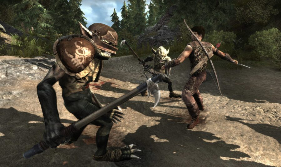 Games Like Skyrim   Try These Skyrim Alternatives For PS4   Xbox One games like elder scrolls   Gothic Series