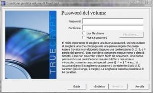 TrueCrypt: Password