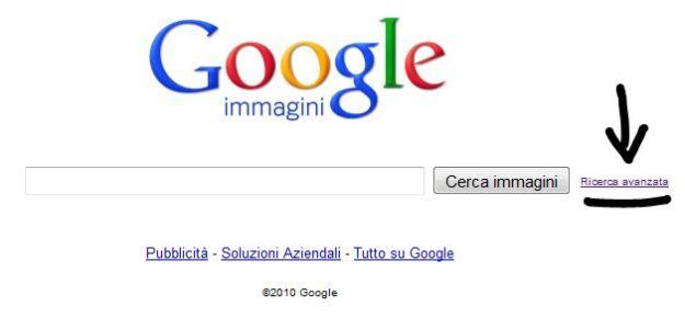 Google Ricerca Immagini