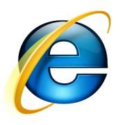 Logo Internet Explorer 8