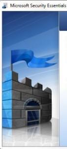 Logo Microsoft Security Essentials