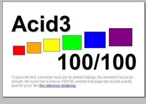 Opera 10.00 Test Acid 3