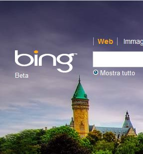 bing, microsoft, motore di ricerca