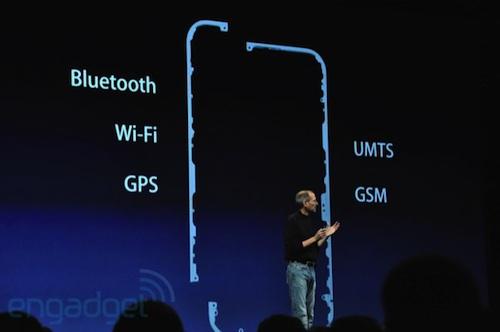 Iphone 4 problema antenna
