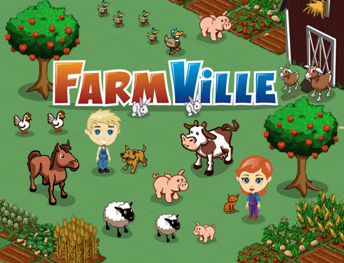 FarmVille Zynga Privacy