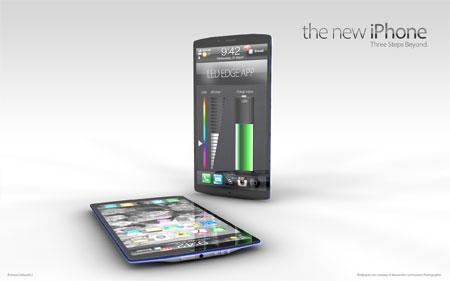 Il Nuovo iPhone: display maggiorato e assenza del pulsante Home