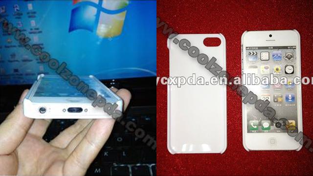 prototipo iphone 5 foto