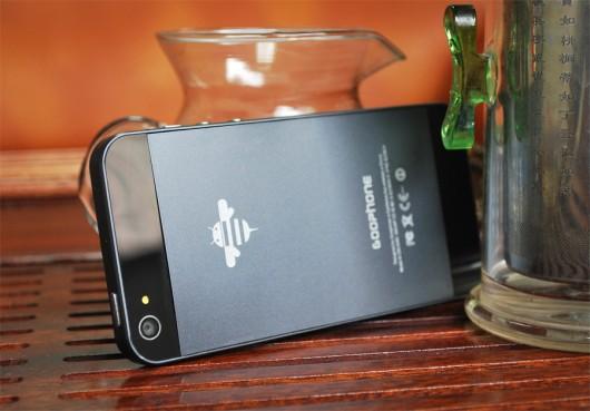 Goophone 5 il clone cinese di iPhone 5