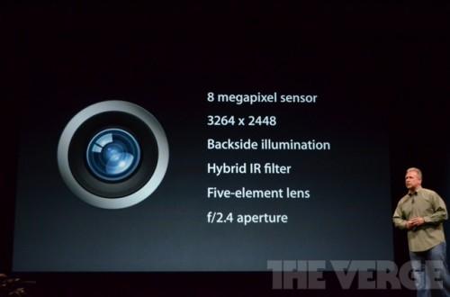 iphone 5 fotocamera