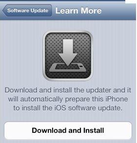 iOS 7.0.3 in arrivo