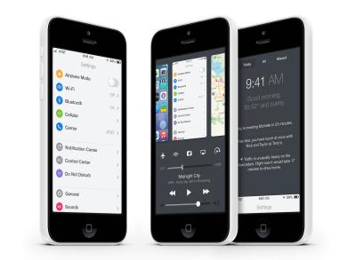 Concetp iOS 8