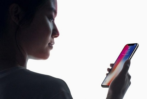 ios 12 face id orizzontale