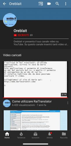 Youtube Dark Mode