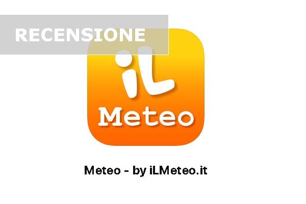 ilmeteo it app iphone