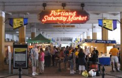 Image result for saturday market portland