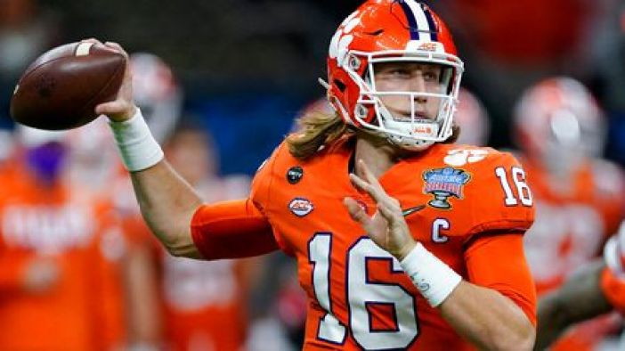 NFL draft 2021: Expected No. 1 pick Trevor Lawrence clarifies previous  statements by saying 'I love football' - oregonlive.com
