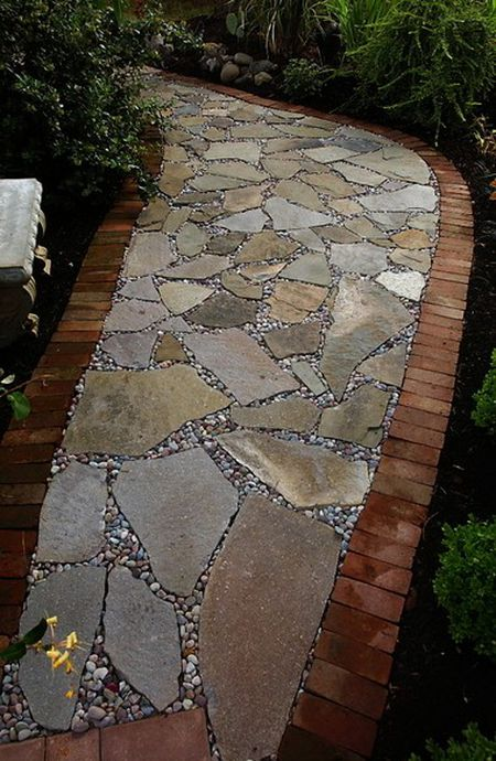 of stone used in hardscape projects