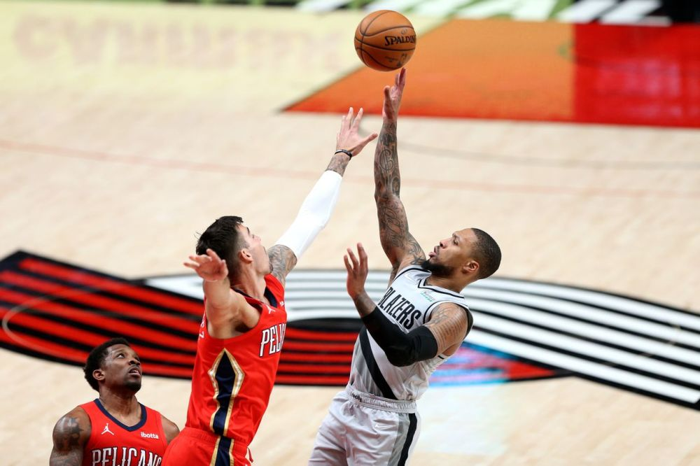 Portland Trail Blazers rally from 17 down in 4th to win 125-124 over New  Orleans Pelicans: Game rewind - oregonlive.com
