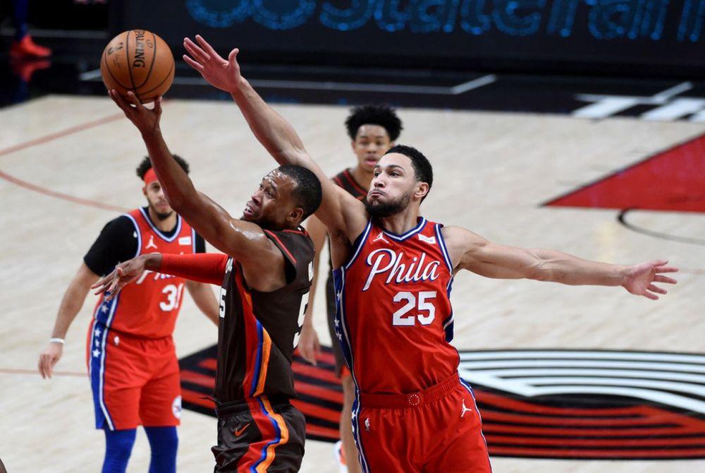Αποτέλεσμα εικόνας για Portland Trail Blazers - Philadelphia 76ers 118-114