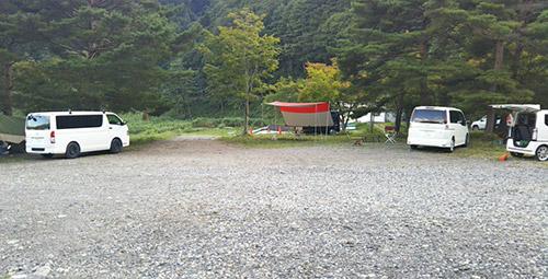 精進湖サイト