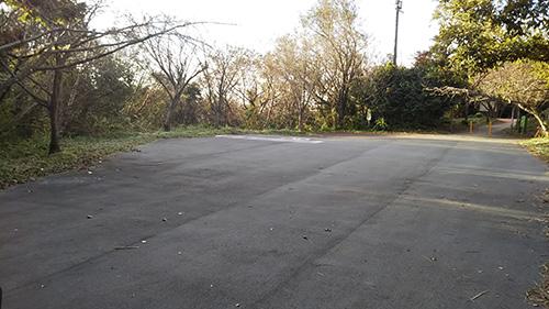 野田山健康緑地駐車場