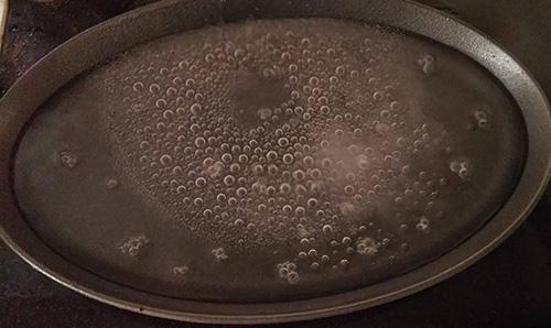 シーズニング:沸騰