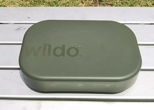 wildoキャンプボックス