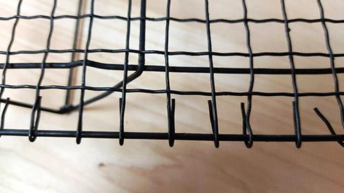 ダイソー焼き網