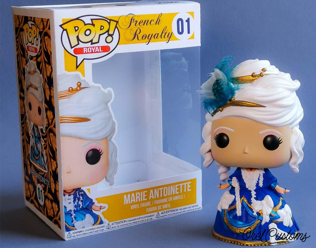 Funko Pop Marie Antoinette