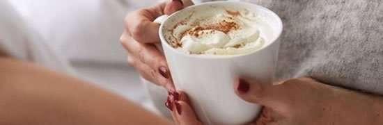Se más feliz disfrutando de tu café en una de nuestras tazas
