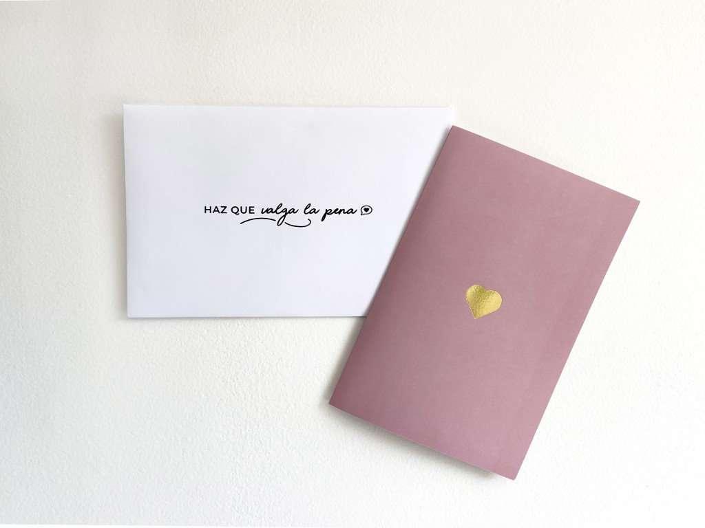 Tarjeta de regalo original